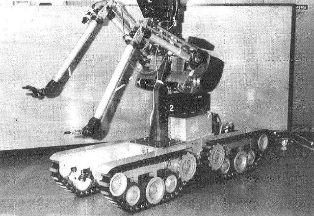 ربات MF-3