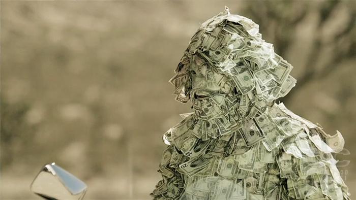 جهان زشت پول درآوردن