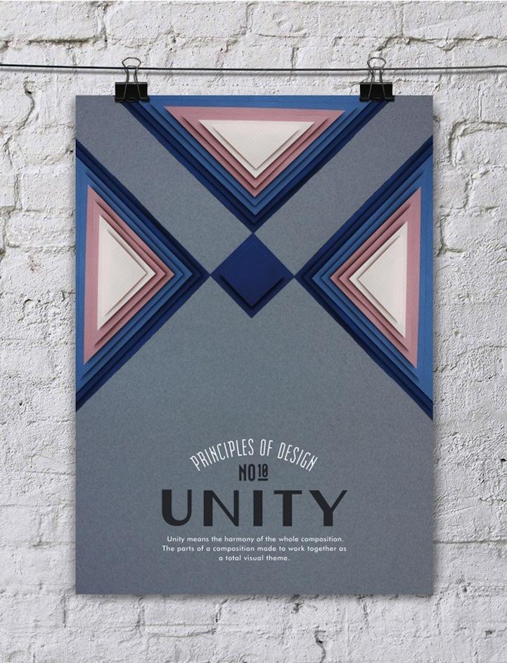 پیوستگی یا Unity