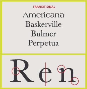 Transitional Serif