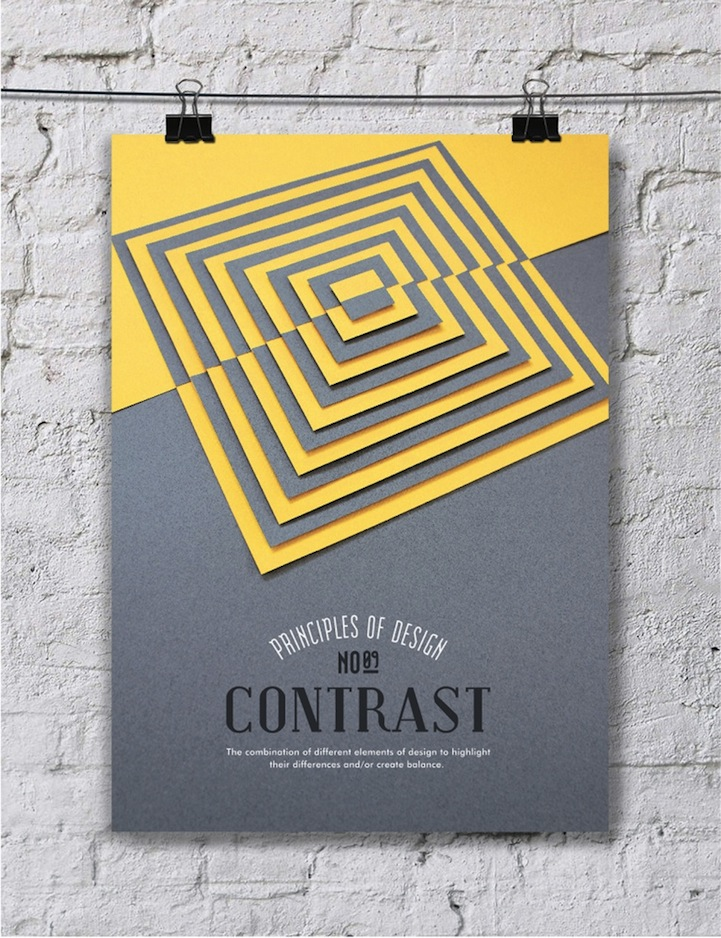 تضاد -  Contrast
