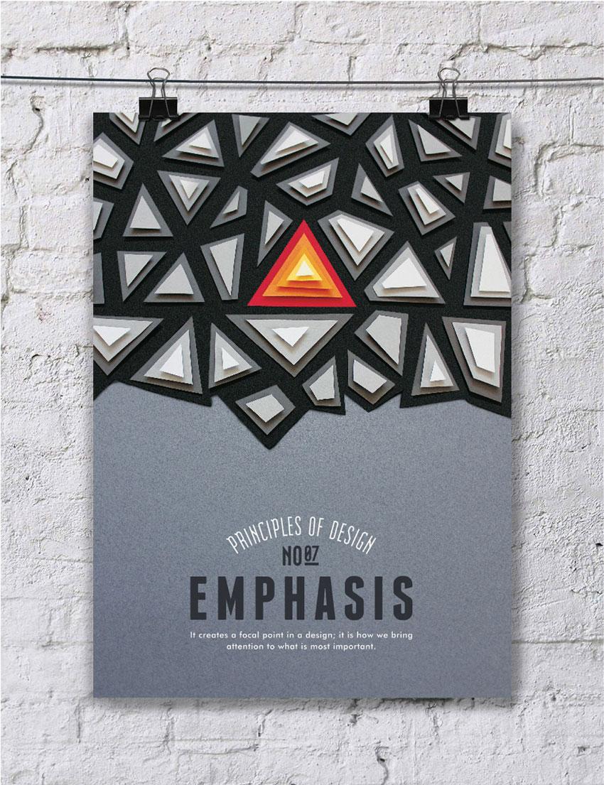 تاکید -  Emphasis