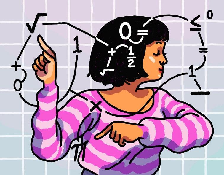 به دختران خود ریاضیات بیاموزید، آنها بابت این مسأله از شما سپاسگزار خواهند بود.