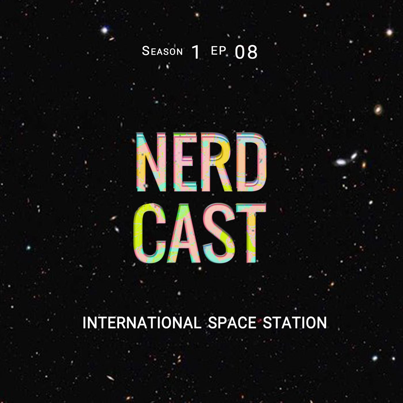 قسمت 8 نردکست، ایستگاه فضایی بینالمللی
