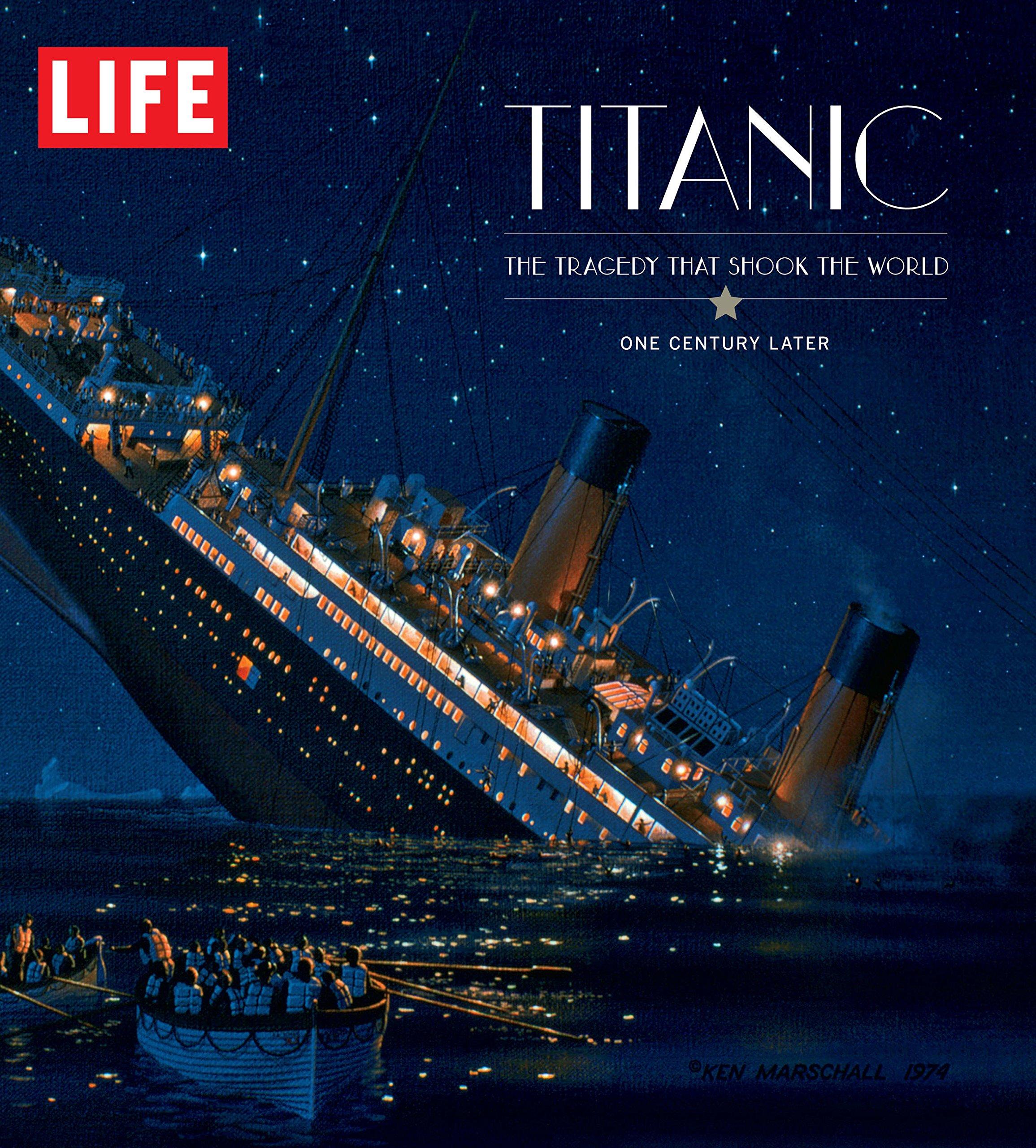 کشتی ای که قرار بودخدا هم نتواند غرقش کند!