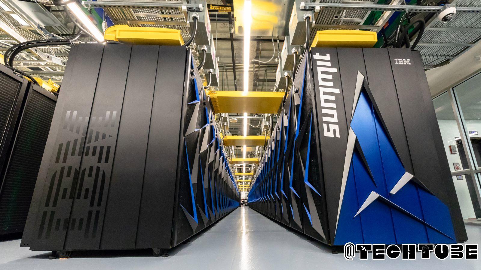 امریکا حالا دوباره قدرتمندترین سوپرکامپیوتر دنیا رو داره!