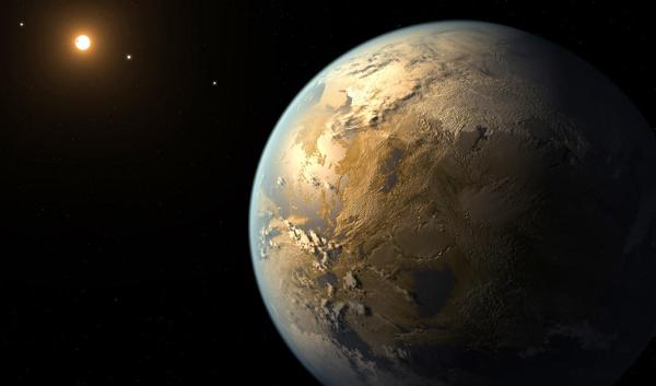 پسر عموی زمین، خانه جدید بشر