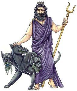 پلوتو، خدای «دنیای زیرین»