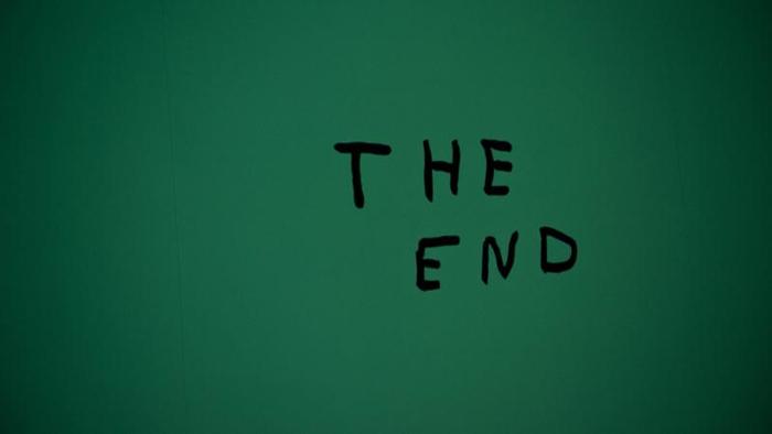 در مواجهه با پایان